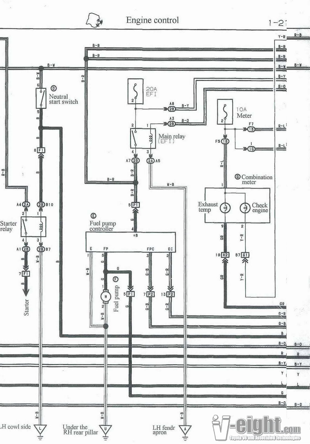 S13 240sx Chassis Wiring Harness Diagram All Kind Of Diagrams S14 1uz 24 Images Kreativmind Co Ka24de Engine